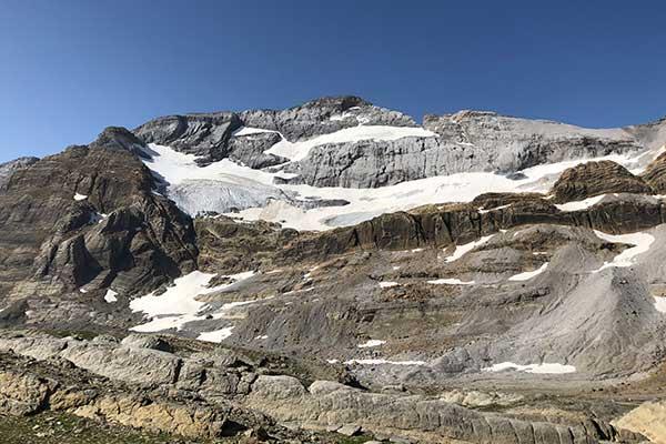 Glaciar del Monte Perdido