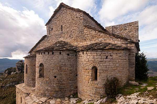 Samitier. Ermitas de Entremón