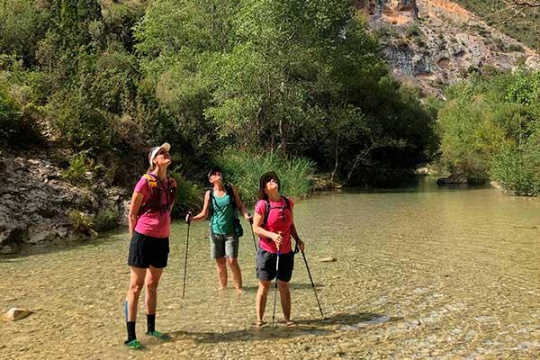 Senderismo Acuático en el Río Vero